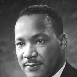 Martin Luter King Jr.