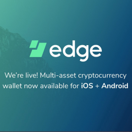 Edge secure wallet