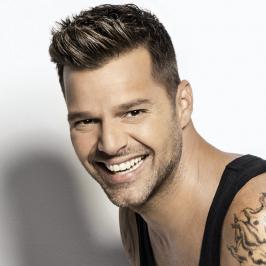 Ricky Martin (Enrique Martín Morales)