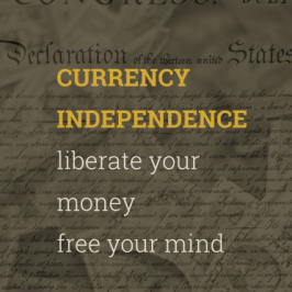 CURRENCY INDEPENDENCE COALITION