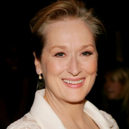 Meryl Streep (Mary Louise Streep)
